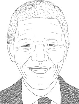 nelson mandela clip art quotes